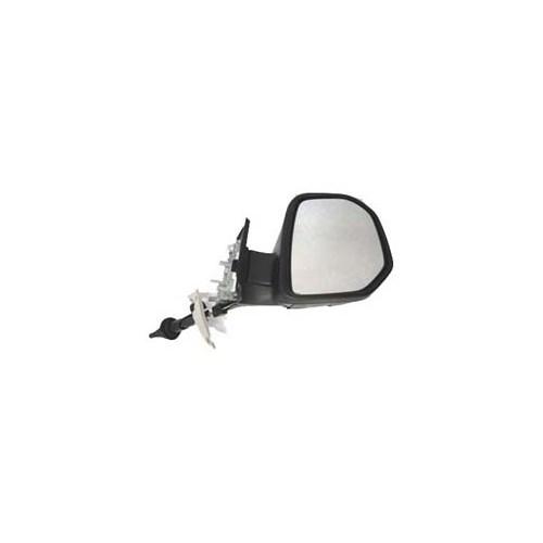 Peugeot Partner- Tepee- 10/12 Kapı Aynası L Manuel Siyah
