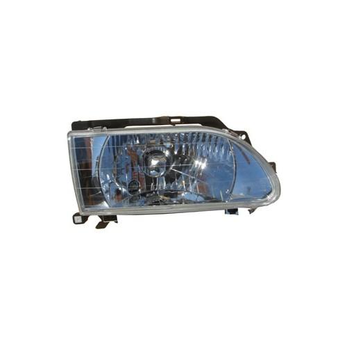 Kıa Hı Besta- Minibüs- 97/99 Far Lambası R Şeffaf Camlı (Bağlant
