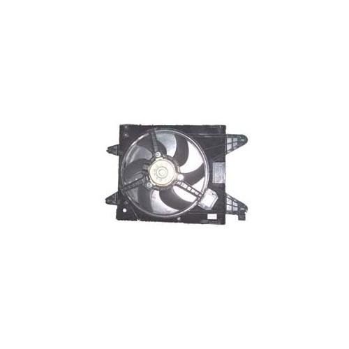 Fıat Brava/Bravo- 97/03 Radyatör Fan Davlumbazı Komple Plastik (