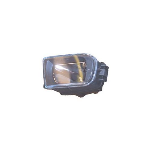 Bmw 5 Serı- E39- 95/97 Sis Lambası Sol Oval Şeffaf Camlı
