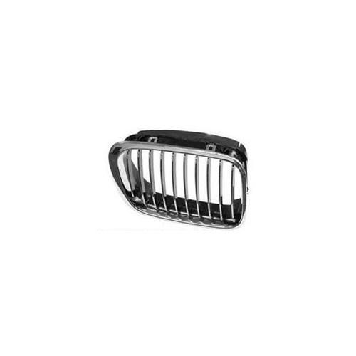 Bmw 3 Serı- E46- 01/03 Ön Panjur Sağ Nikelajlı İç Peteği Siyah 4
