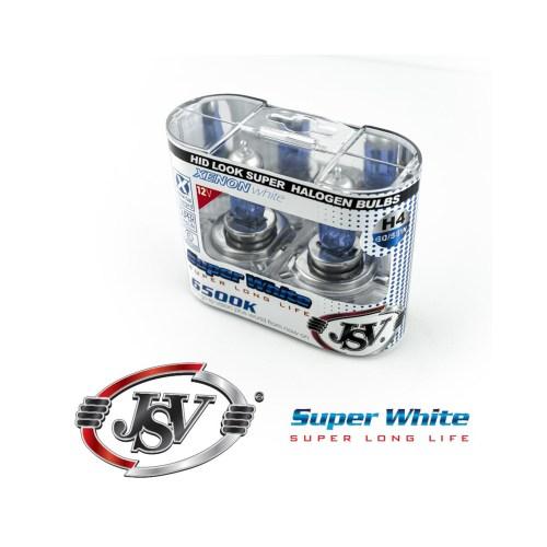 Jsv H4 Süper White Ampul