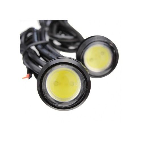 Knmaster Kartal Gözü Gündüz Farı Eagle Eye Led Sarı