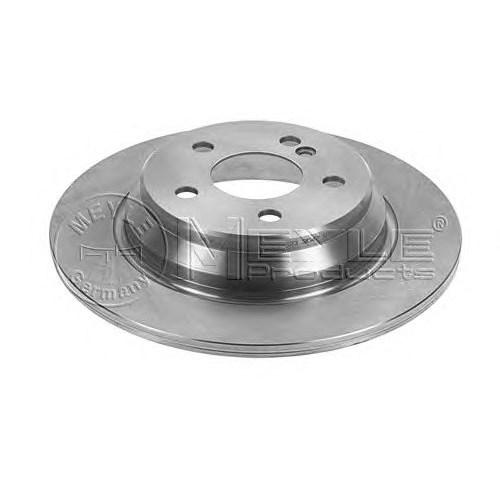 Textar 92099403 Arka Disk Ayna - Marka: Ml - W215/220 - Yıl: 02-05 - Motor: Bm
