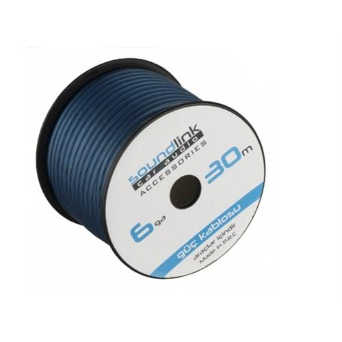 Soundlınk 6 Ga 30 Metre Güç Kablosu