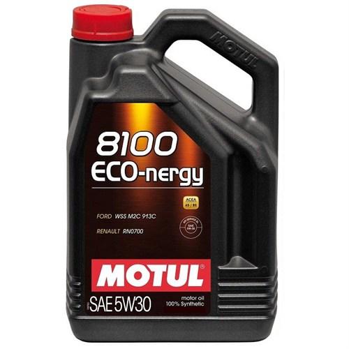 Motul 8100 Eco-Nergy 5W30 4 Litre