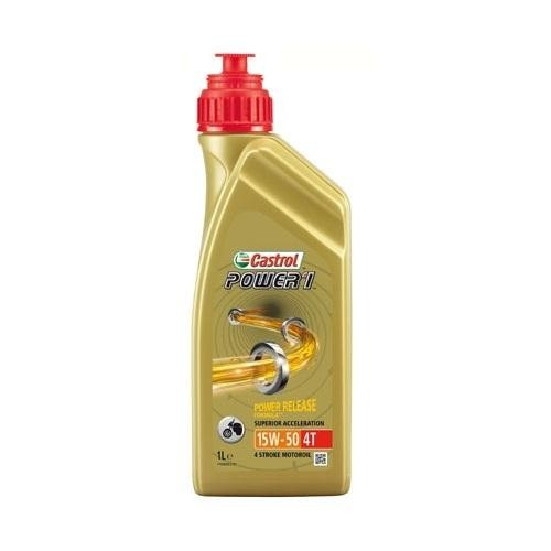 Castrol Power 1 4T 15W-50 1 Litre