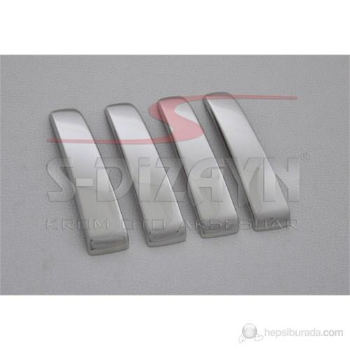 S-Dizayn Fiat Doblo Kapı Kolu 4 Kapı P.Çelik (2010>)
