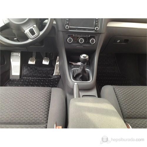 Volkswagen Golf 6 Orjinal Paspas Seti %100 Kauçuk (2009/2012)