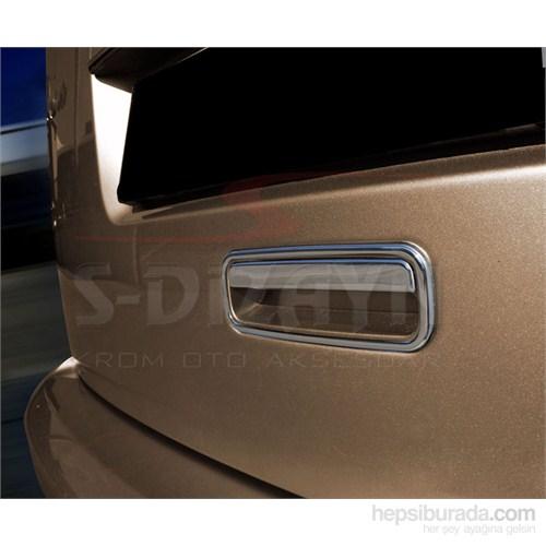 S-Dizayn Vw Caddy Bagaj Açma 2 Prç. P.Çelik (2010>)