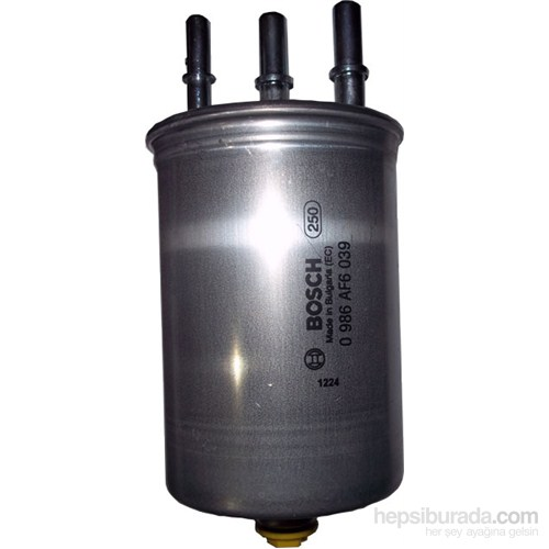 Bosch - Yakıt Filtresi (Ford Connect 1,8 Di) 90Ps. - Bsc 0 986 Af6 039