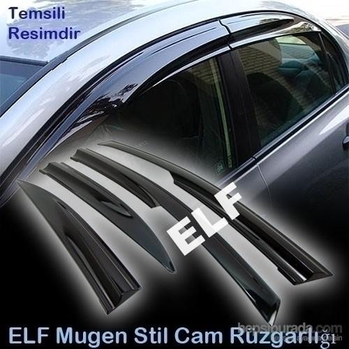 Elf Opel Astra F Mugen Cam Rüzgarlığı (Sedan 1993 sonrası)
