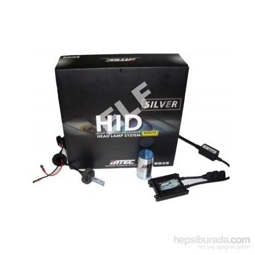 M tec Silver H4 6000K Xenon Far Kiti