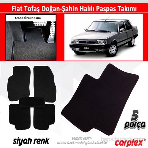 Carplex Fiat Tofa Ah N Hal L Oto Paspas Seti Siyah 4630