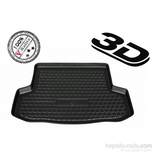 L.Locker Ford Connect 2002-2014 3D Bagaj Havuzu (75-90 PS)