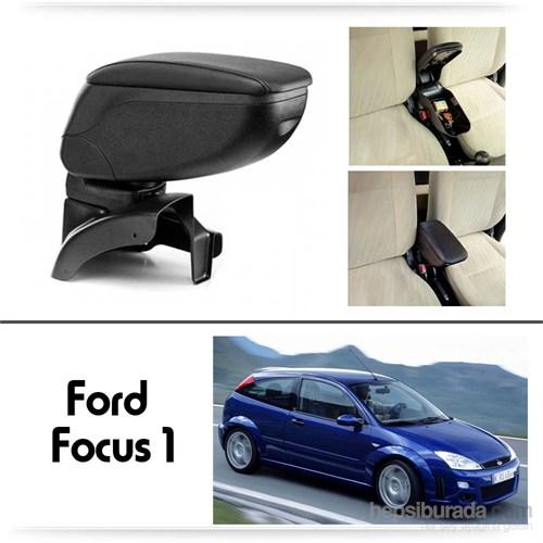 Schwer Ford Focus 1 Koltuk Arası SİYAH Kol Dayama Kolçağı-8419