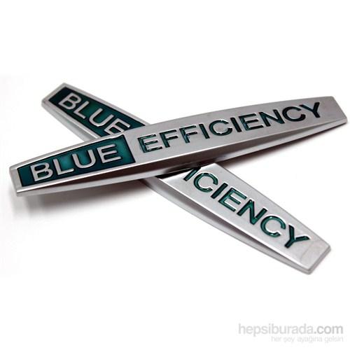 ModaCar Metal BLUE EFFICIENCY Yazı 102624