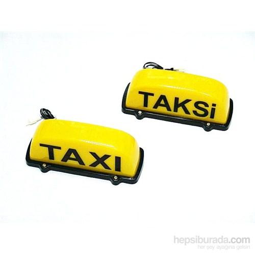 Space Mıknatıslı Taksi Levhası Dale03