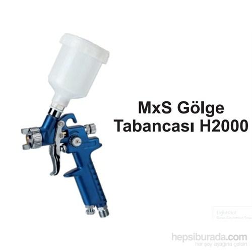 MxS H2000 Gölge Tabancası 0,8 mm Meme 102852