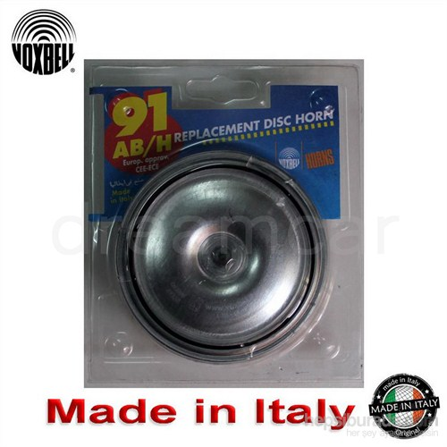Voxbell Didit Korna 450 Hz İnce Ses 12V Made in Italy 91 AB/H