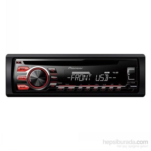 Pioneer Deh-1700 UB Oto Radyo Teyp CD & USB Çalar