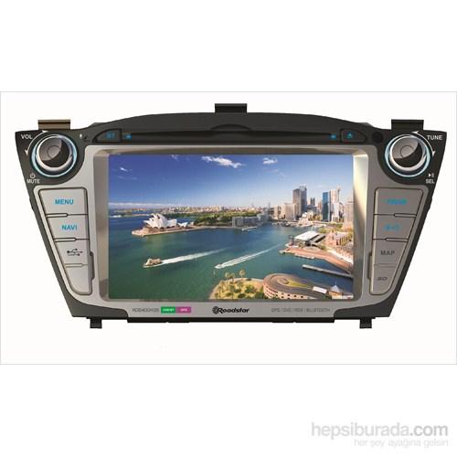 """Roadstar RD9400H35 7"""" Hyundai ix35 Dokunmatik Ekranlı Navigasyonlu Multimedya Sistemi"""