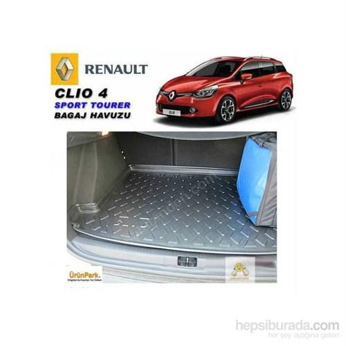 Renault Clio 4 Sport Tourer Bagaj Havuzu 2013
