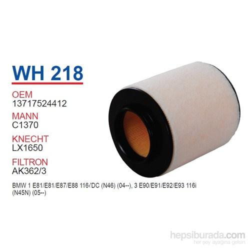 Wunder BMW E 87 116i N45-N46 Yağ Filtresi OEM NO:13717524412