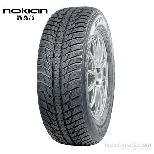 Nokian 225/65 R17 106H XL WR SUV 3 Kış Lastiği (Üretim Yılı: 2015)