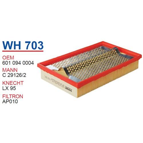 Wunder SSANGYONG Korando 2.3 D Hava Filtresi OEM NO:25110-03300