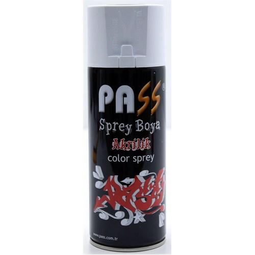 PASS 400 ml Sprey 118 Parlak Siyah 103843