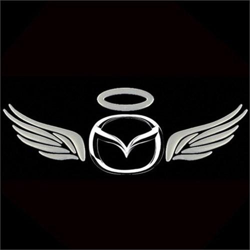 Solfera Melek Kanatları Laptop Otomobil Etiketi Araba Stıckerı Cs16