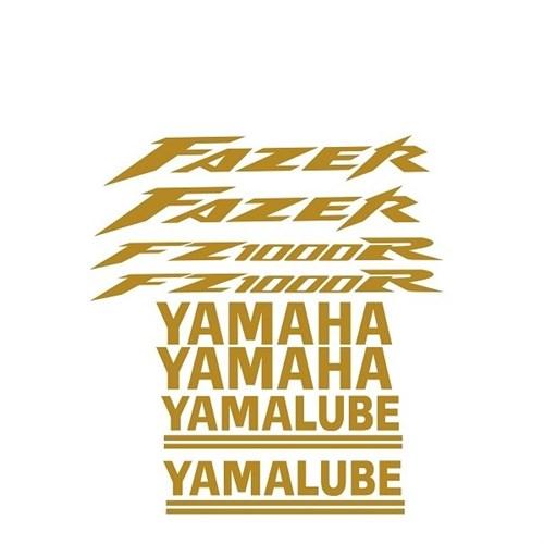 Sticker Masters Yamaha Fazer 1000R Sticker Set