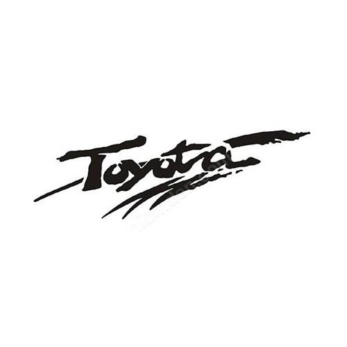 Sticker Masters Toyota Logo