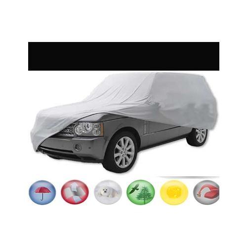 Fiat FIORINO Araca Özel Dış Branda 1004207