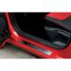 Omsa 6116091 RENAULT CLIO IV Kapı Eşiği 2012 ve Sonrası 4 Parça