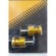Motospartan Alt Sehpa Takozu Keıtı - Bb-260Y 6 Mm Mini Sarı