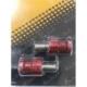 Motospartan Alt Sehpa Takozu Keıtı - Bb-280R 10 Mm Mini Kırmızı