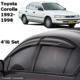 Kgn Cam Rüzgarlığı Mugen Toyota Corolla 93-98