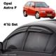 Kgn Cam Rüzgarlığı Mugen Opel Astra F 91-97
