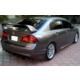 Xt Honda Civic Fd6 Rr Tek Çıkış Arka Tampon Difüzör