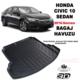 AutoEN Honda Civic 10 SD 3D Bagaj Havuzu 2016 ve üzeri