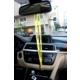 Boostzone Renault Ayna Boyun Askı İpi Anahtarlık Sarı