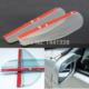 Boostzone Plastik Dış Dikiz Aynası Yağmur Koruyucu Şeffaf