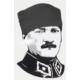 ModaCar Atatürk Portres Yapıştıma 29 cm 105086