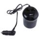 ModaCar Bardaklık Uyumlu 1 Çakmaktan 2 USB 2 Çakmak Çıkış Çoklayıcı 331188