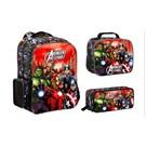 Avengers Assemble 3'lü Okul Seti 29x37x15