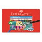 Faber-Castell Metal Kutu Aquarel Boya Kalemi 36 Renk (5170115931)