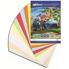 Adeland Renkli Fotokopi Kağıdı 10 Karışık Renk, 100'lü