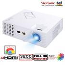 Viewsonic PJD7822HDL White 3.200 Ansilümen Full HD 1080p 2xHDMI Projeksiyon Cihazı